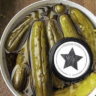 Dill Pickles - 20kg