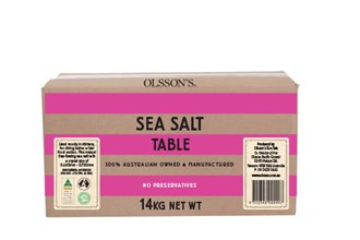 Table Salt 14 kg