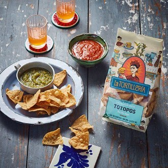 FS - Totopos (Tortilla Chips)