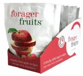 RETAIL- Freeze Dried Raspberry Infused Apple Wedges 20g