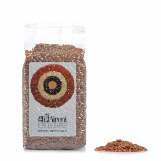 Red Rice 'Rosso Integrale' - 1kg