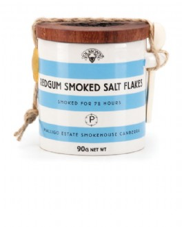 Smoked Salt - Stoneware Jar 90g