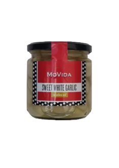 RETAIL - Pickled Sweet White Garlic