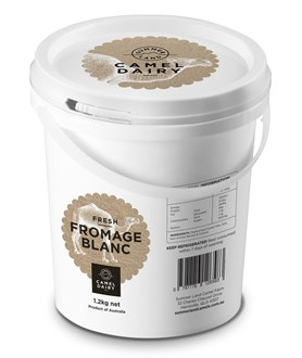 Camel Milk Fromage Blanc 1.2kg