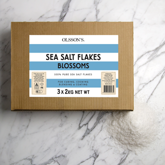 Sea Salt Blossoms 6kg