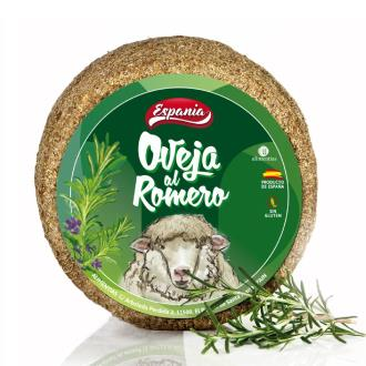 Oveja al Romero - Sheeps Milk w Rosemary (WHOLEWHEEL)