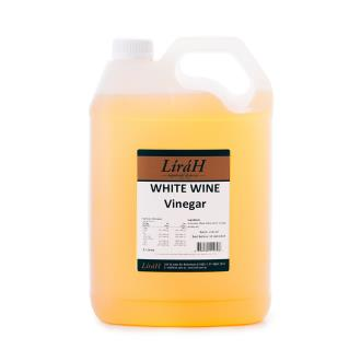 White Wine Vinegar 6% 5L