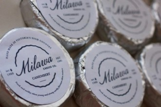 RETAIL - Milawa Camembert