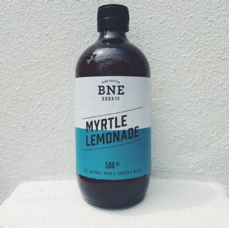 Myrtle Lemonade - 500ml