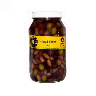 Mixed Olives 2kg