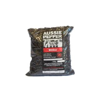 Australian Black Peppercorns