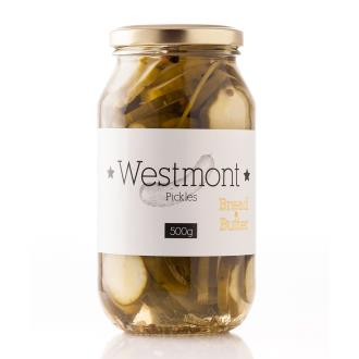 Bread & Butter PIckles - 500g