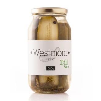 Dill Pickles - 500g