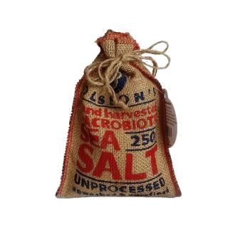 Macrobiotic Sea Salt - Raw 250g