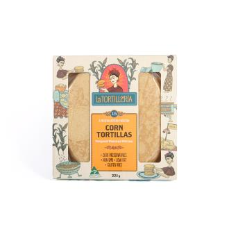 Retail - Corn Tortilla 15pc (14.5cm)