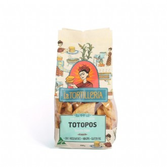 RETAIL - Totopos (Tortilla Chips) 200g